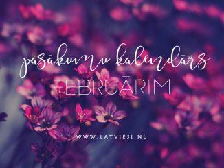Pasākumi februārī